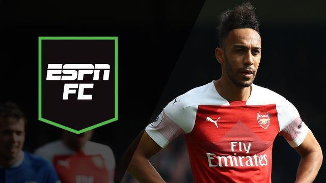 Sun, 4/7 - ESPN FC: Arsenal homesick?