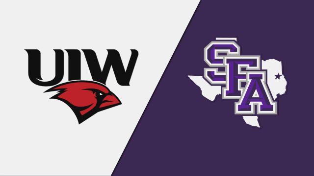 Incarnate Word vs. Stephen F. Austin (W Basketball)