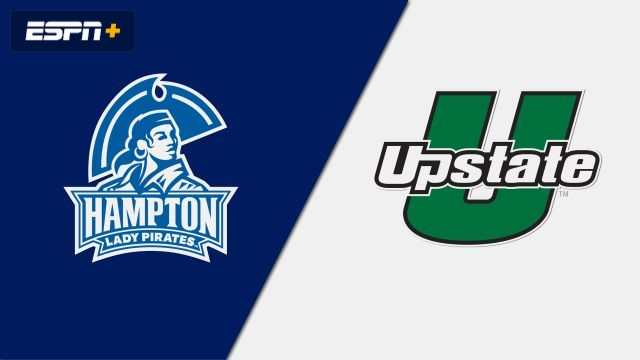 Hampton vs. USC Upstate (W Soccer)