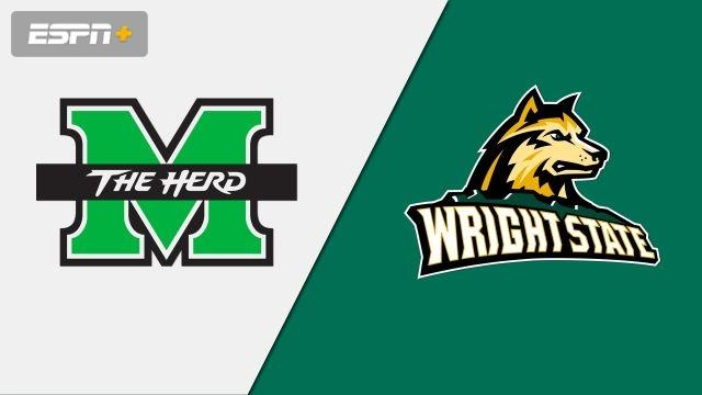 #15 Marshall vs. Wright State (M Soccer)