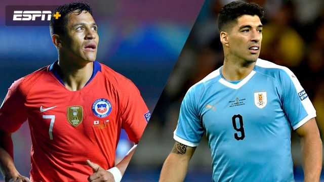 Chile vs. Uruguay (Group Stage) (Copa America)
