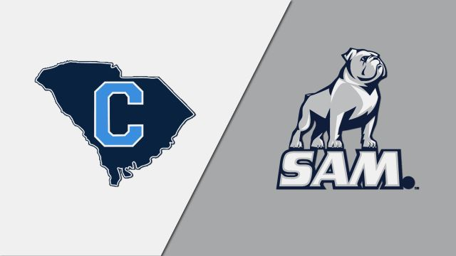 The Citadel vs. Samford (M Basketball)