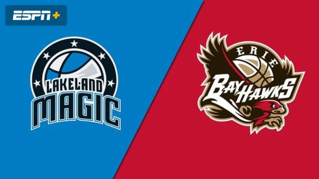 Lakeland Magic vs. Erie BayHawks