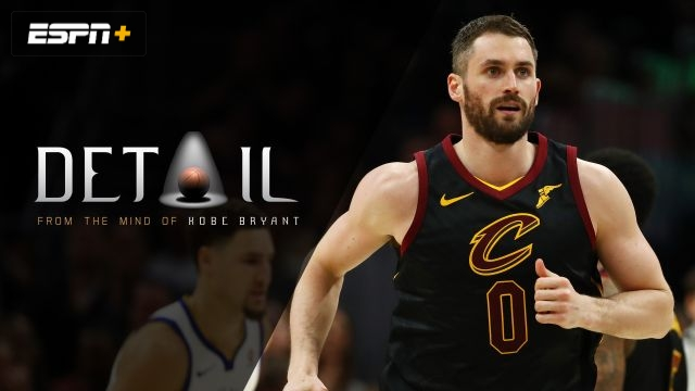NBA Finals Game 1 with Kevin Love