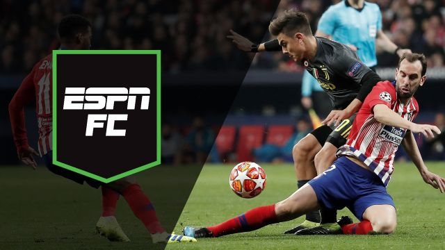Wed, 2/20 - ESPN FC: Showdown in Madrid