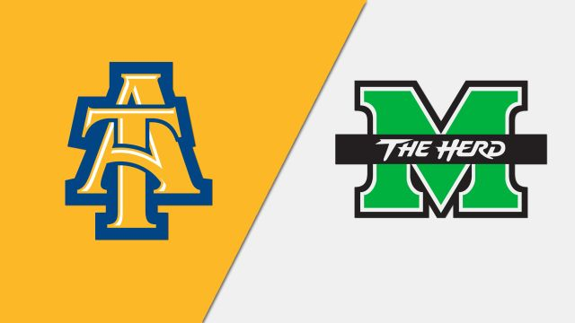 North Carolina A&T vs. Marshall (M Basketball)
