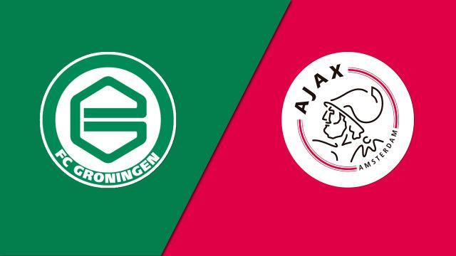 Groningen vs. Ajax (Eredivisie)