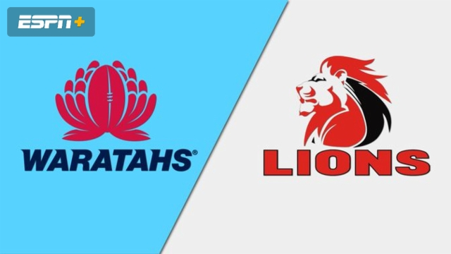 Waratahs vs. Lions (Super Rugby)