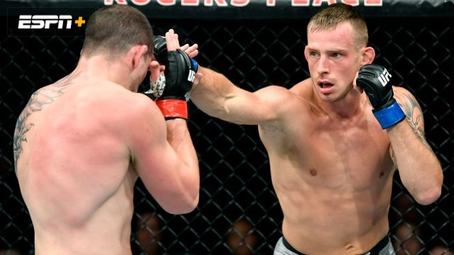 Marc-Andre Barriault vs. Krzysztof Jotko (UFC 240)