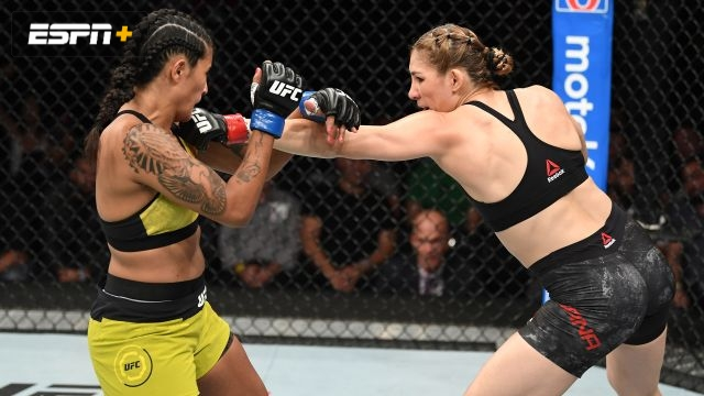 Irene Aldana vs. Vanessa Melo (UFC Fight Night)