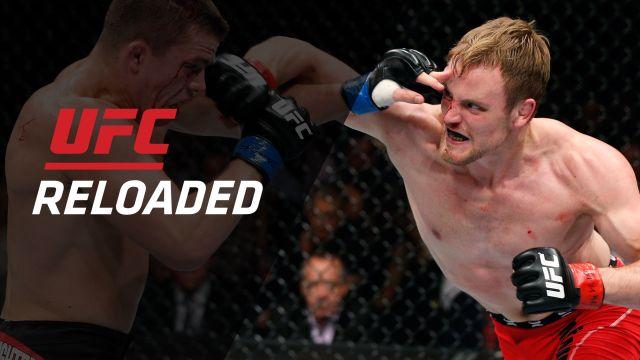 UFC Fight Night: Nelson vs. Story