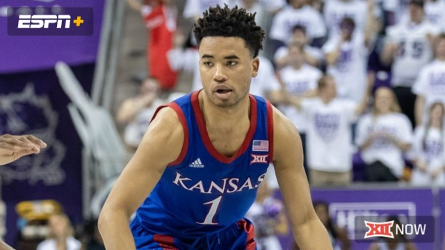 TCU vs. #1 Kansas (M Basketball)