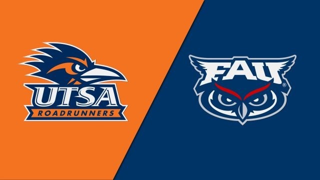 UTSA vs. Florida Atlantic (Game 3) (Baseball)