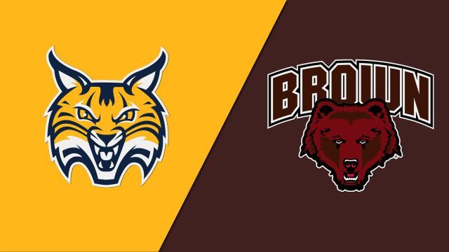 Quinnipiac vs. Brown (M Lacrosse)