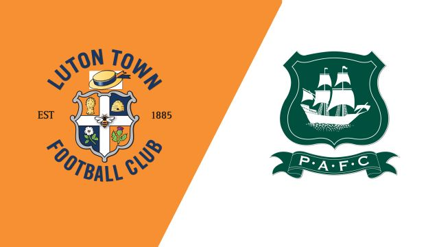 Luton Town vs. Plymouth Argyle (English League One)