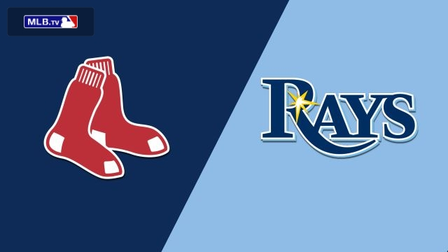 Boston Red Sox vs. Tampa Bay Rays