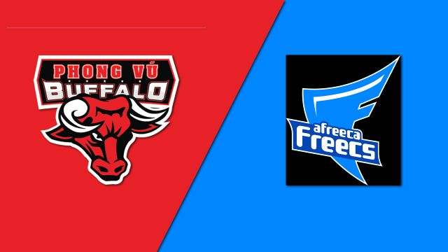 10/15 Phong Vu Buffalo vs. Afreeca Freecs