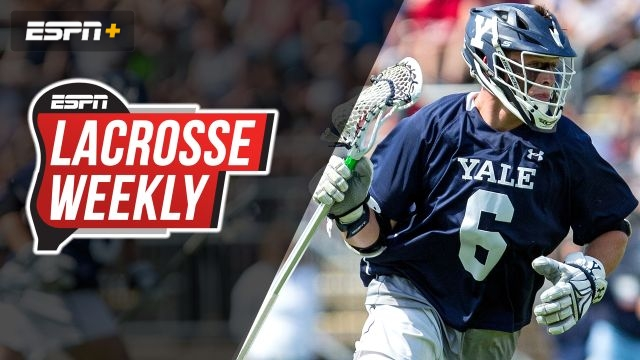 Tue, 7/23 - Lacrosse Weekly: Yale on the comeback trail