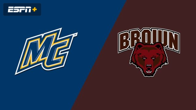 Merrimack vs. Brown (M Basketball)