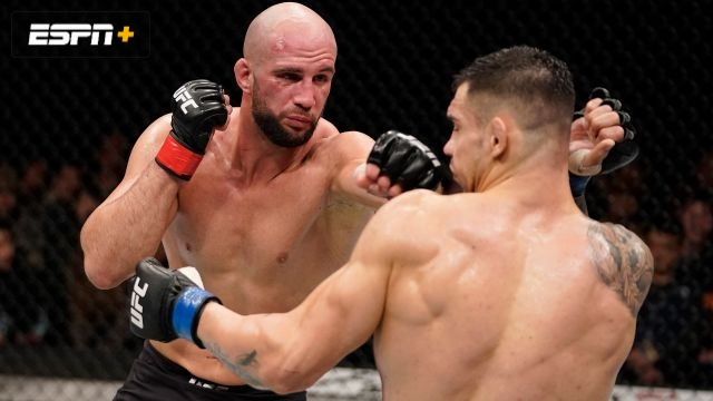 Volkan Oezdemir vs. Aleksandar Rakic (UFC Fight Night: Edgar vs. The Korean Zombie)