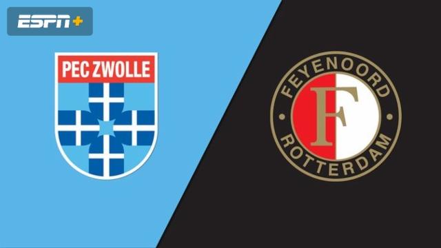 PEC Zwolle vs. Feyenoord (Eredivisie)