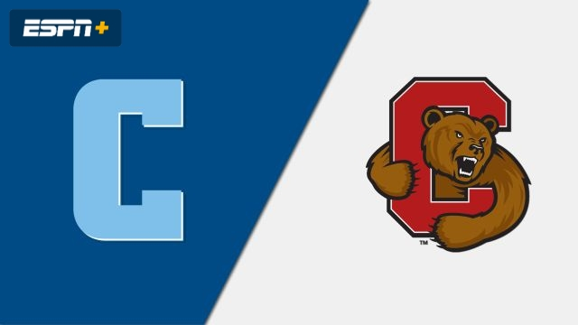 Columbia vs. Cornell (M Basketball)
