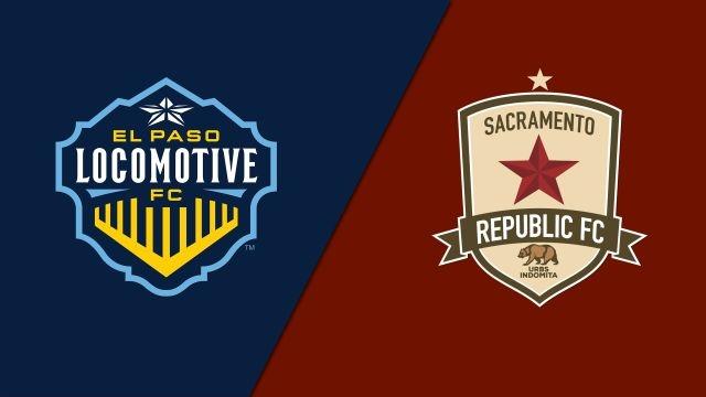El Paso Locomotive FC vs. Sacramento Republic FC (USL Championship)