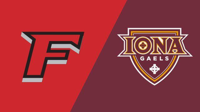 Fairfield vs. Iona (W Lacrosse)
