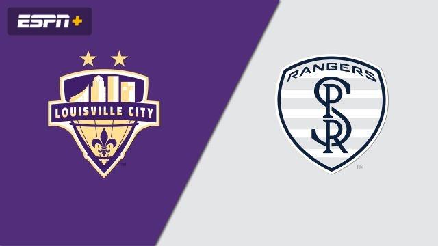 Louisville City FC vs. Swope Park Rangers (USL Championship)