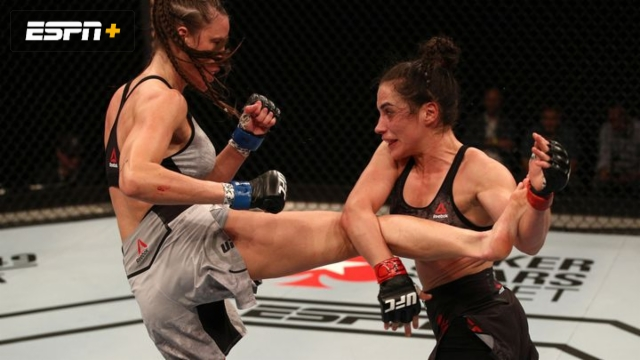 Veronica Macedo vs. Bea Malecki (UFC Fight Night: Lee vs. Oliveira)