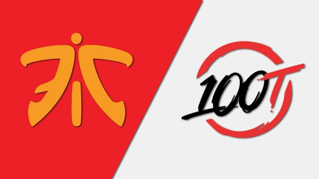 10/17 Fnatic vs. 100 Thieves
