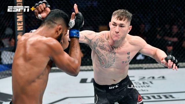 Luke Jumeau vs. Dhiego Lima (UFC 243)
