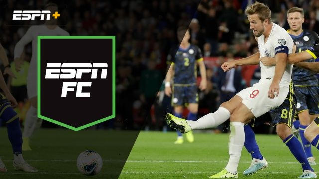 Tue, 9/10 - ESPN FC: Recapping European Qualifiers