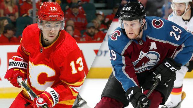 Calgary Flames vs. Colorado Avalanche