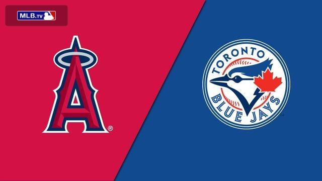 Los Angeles Angels of Anaheim vs. Toronto Blue Jays