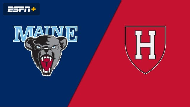Maine vs. Harvard (M Basketball)