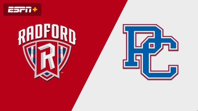 Radford vs. Presbyterian (M Basketball)