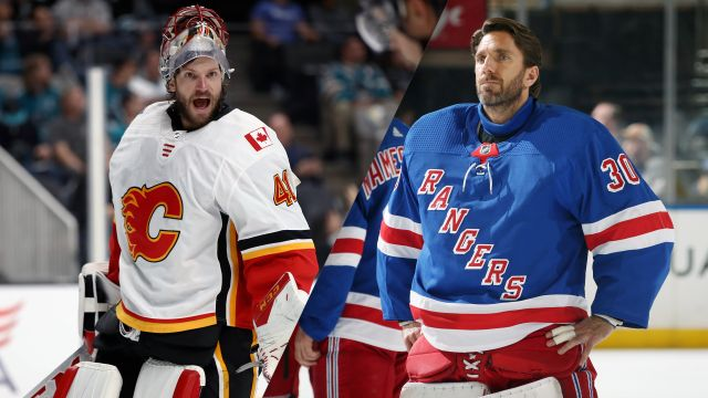 Calgary Flames vs. New York Rangers