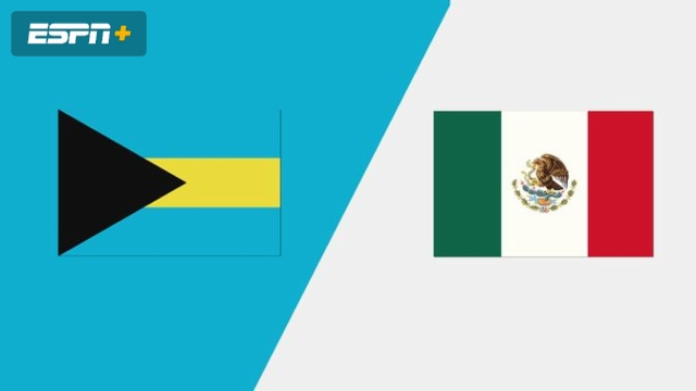 Bahamas vs. Mexico
