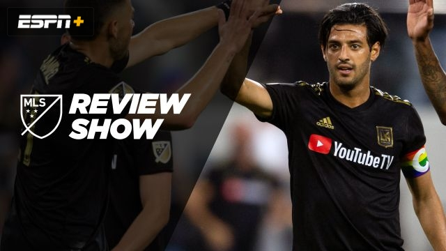 Mon, 5/27 - MLS Review: Can anyone catch LAFC?