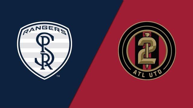 Swope Park Rangers vs. Atlanta United FC 2 (USL Championship)