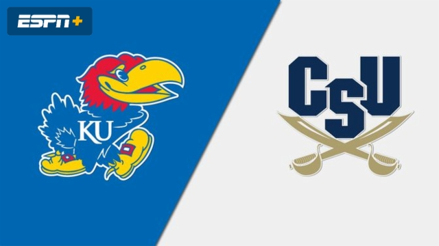 Kansas vs. Charleston Southern (Baseball)