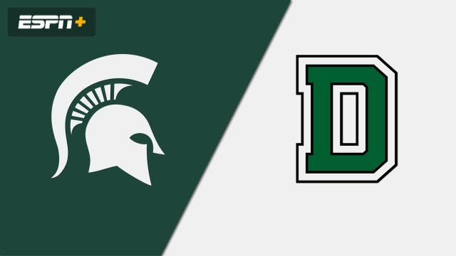 Michigan State vs. Dartmouth (M Soccer)