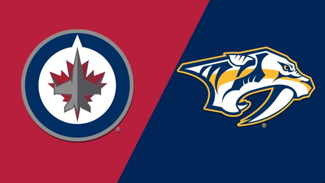 Winnipeg Jets vs. Nashville Predators