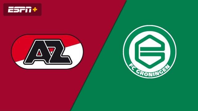 AZ Alkmaar vs. Groningen (Eredivisie)