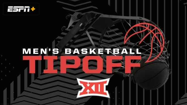Big 12 Men's Basketball Tipoff