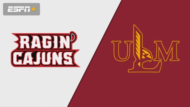 Louisiana vs. UL Monroe (M Basketball)
