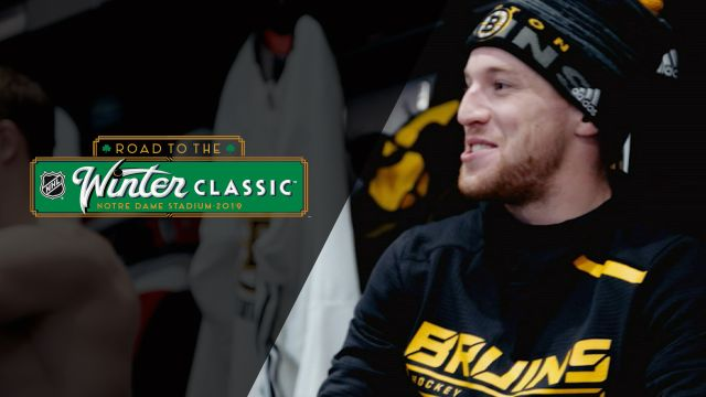 Road To The NHL Winter Classic (Ep. 1 of 3)