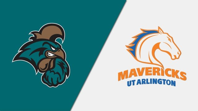 Coastal Carolina vs. UT Arlington (Game 5) (Baseball)