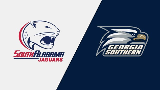 South Alabama vs. Georgia Southern (W Volleyball)
